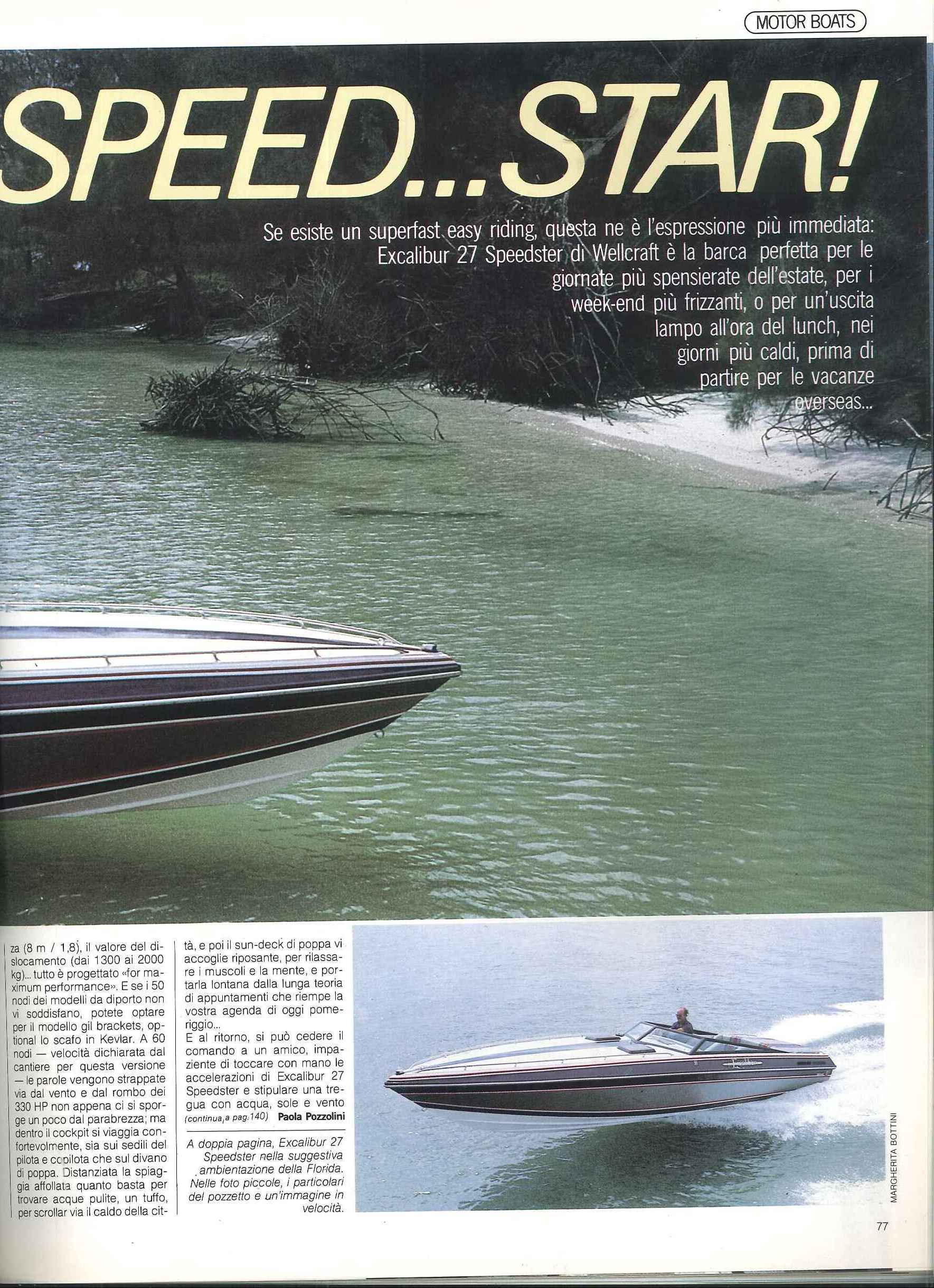 1984 05 PRESS WELLCRAFT EXCALIBUR 27 UOMO MARE N°77 (02).jpg