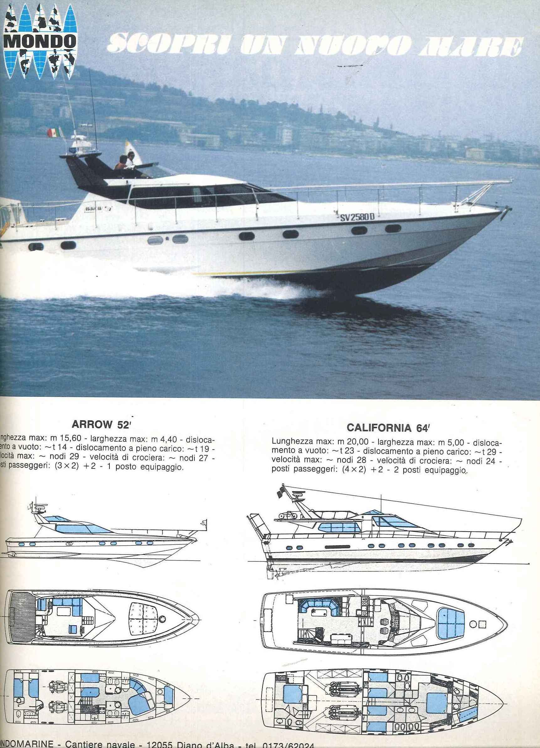 1984 05 ADV MONDOMARINE ARROW 52 UOMO MARE N°77 (16).jpg