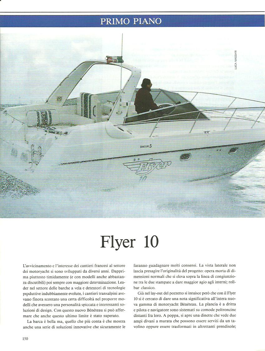 1990 10 PRESS BENETEAU FLYER 10 Uomomare144 01.jpg