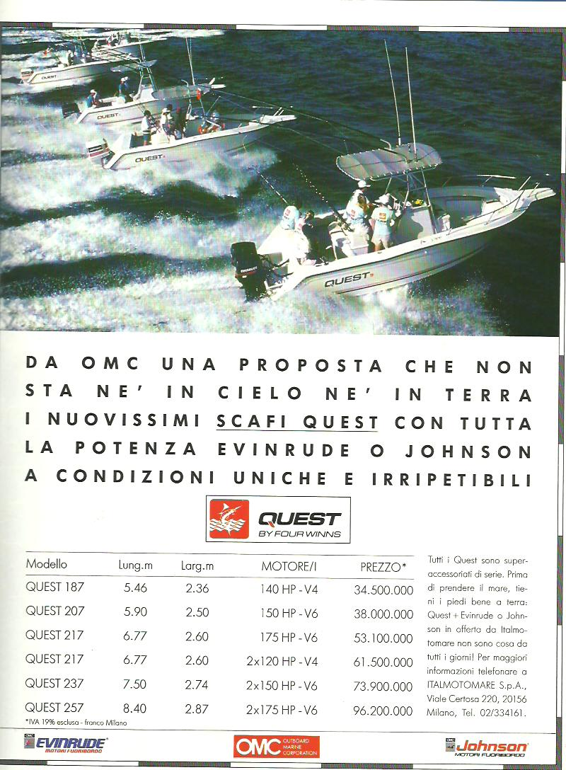 1992 01 ADV FOUR WINNS QUEST Uomomare157.jpg
