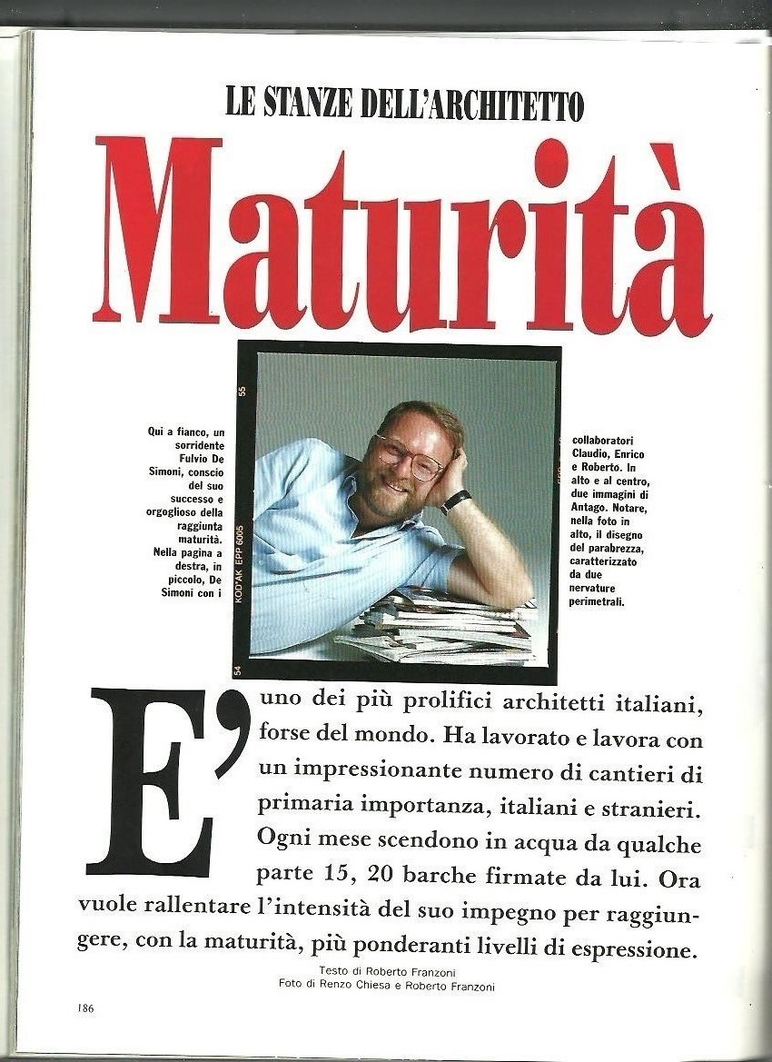 1991 10 PRESS DE SIMONI Uomomare 01.jpg