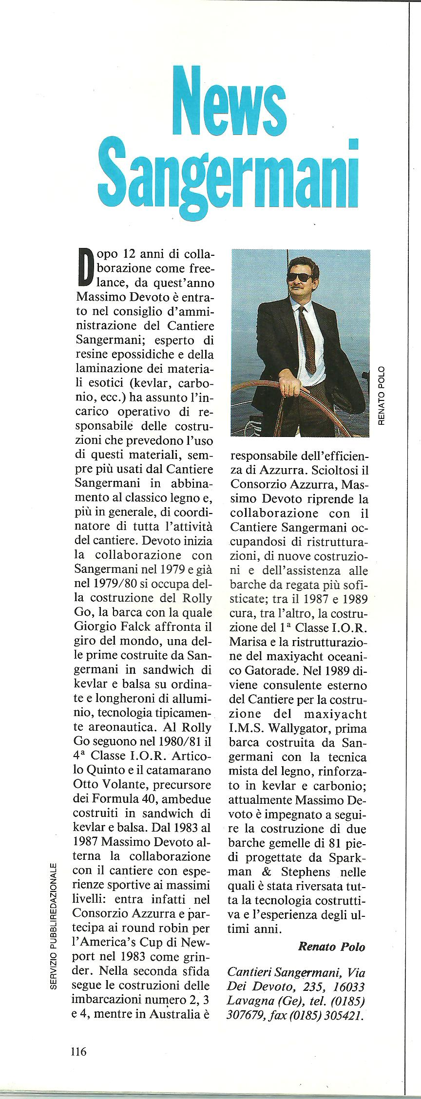 1991 12 PRESS SANGERMANI Uomomare.jpg