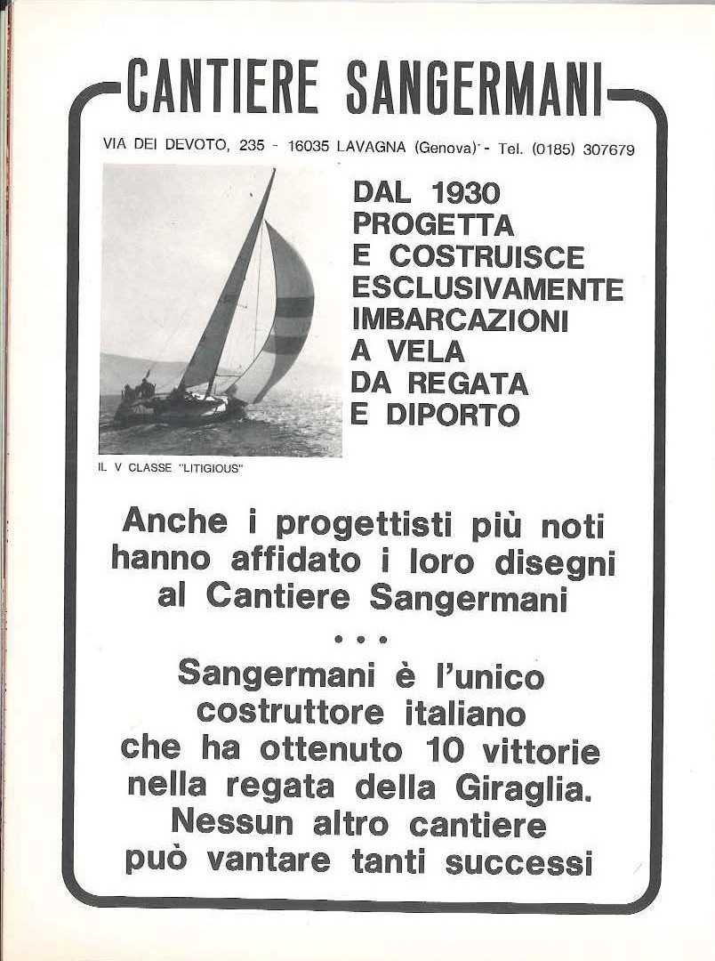 1978 09 ADV SANGERMANI Yachting Italiano 1978 09.jpg
