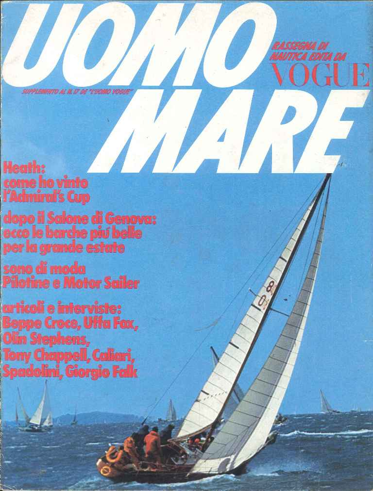 1972 06 Uomo Mare 02 suppl al n°17 Uomo Vogue cover.jpg
