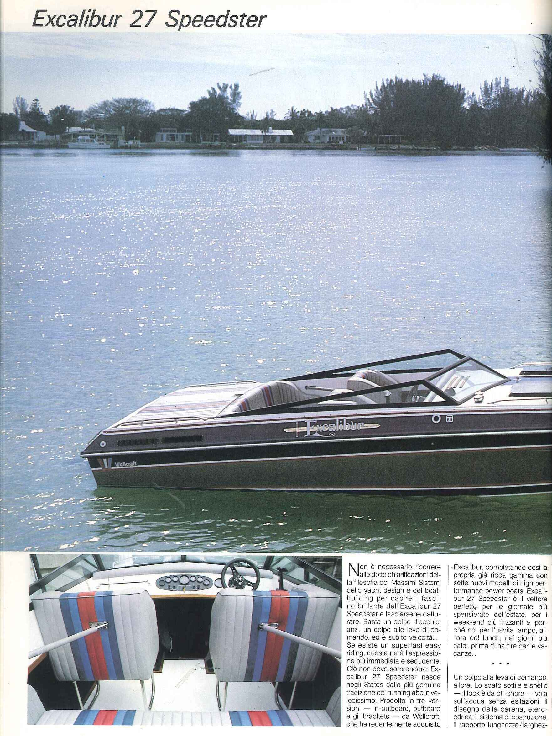 1984 05 PRESS WELLCRAFT EXCALIBUR 27 UOMO MARE N°77 (01).jpg